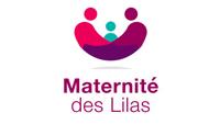 Logo Maternité des Lilas