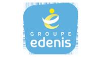 Logo Groupe Edenis