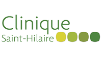 Logo Clinique Saint Hilaire